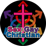 Sex and the Gay Christian logo